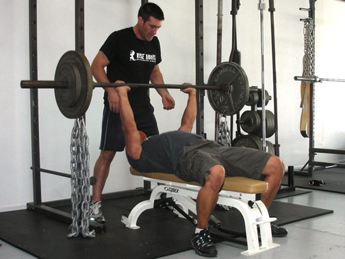 Make The Bench Press A Whole Lot Easier