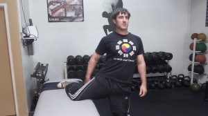 Hip ADDuctors Stretch