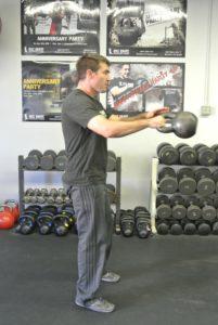 The Hardstyle Kettlebell Swing