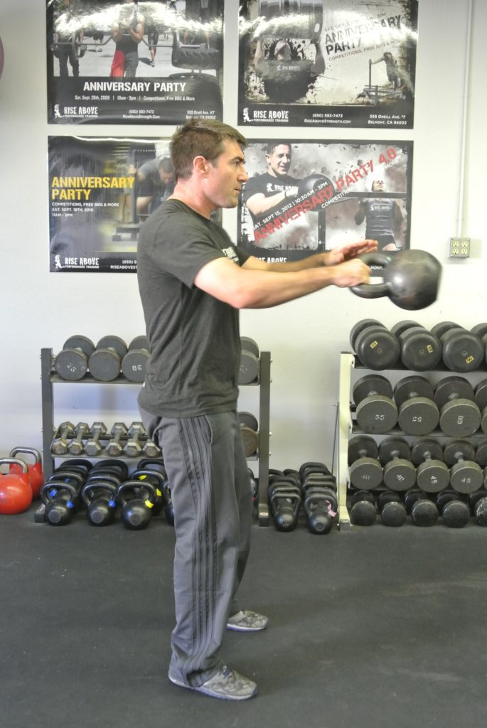 Three Ways to Increase your 1-Arm Kettlebell Swing Strength