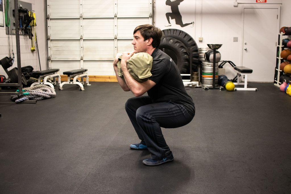 Sandbag Training for Strength, Power and Conditioning